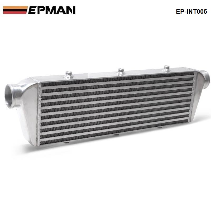550x180x65mm EVRENSEL Honda Civic Için Nissan Toyota EP-INT005 ÖN MONTAJ TURBO INTERCOOLER