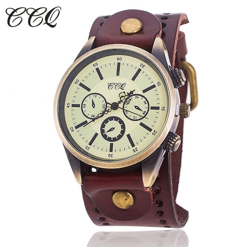 2017 New CCQ Brand Popular Noble Elegance Bracelet Women Delicacy WristWatch Simple Quartz Watch Drop Shipping Hot Selling